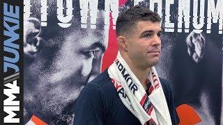 UFC Milwaukee: Al Iaquinta full pre-event interview
