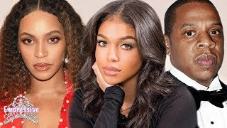 Lori Harvey flirts with Beyonce's husband Jay-Z...and gets dragged!