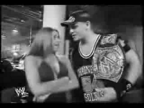 Maria and John Cena leavin jeff Video
