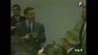 Clash Le Pen Vs Carignon (Grenoble 1992)