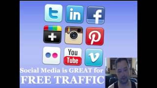 FREE Social Media Traffic - Incredible results - Great Backlinks