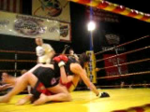 GIRL FIGHT MMA Ground and Pound PART 1 of 3 Image 1