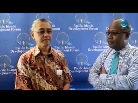 PIDF Meets with Indonesian Delegation- News Coverage by Fiji One News