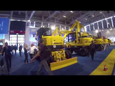 P10 - [3 de 3] - Bauma 2013 - Excavadoras Híbridas CAT vs Komatsu