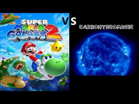 Super Mario Galaxy 2 vs CarboHydroMusic (SMG2 Final Boss) Mash-Up (New Year's Special)