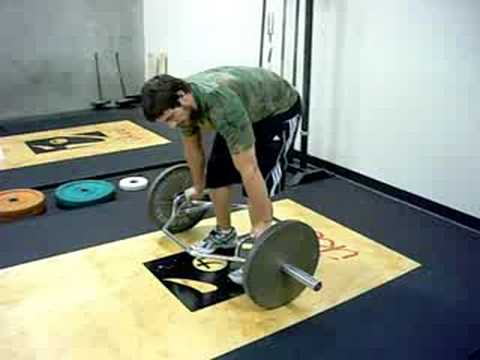 Trap Bar Deadlift (www.trainatp.com) Image 1