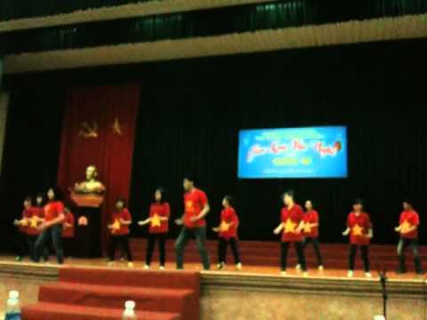 Nhảy dân vũ Wavin flag