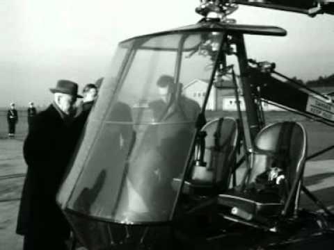 De Kolibri, stuwstraal helicopter (1957)