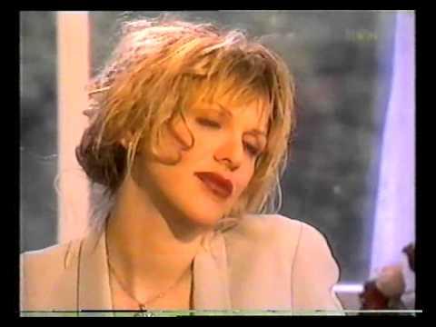 Courtney Love: Barbara Walters Interview 1995