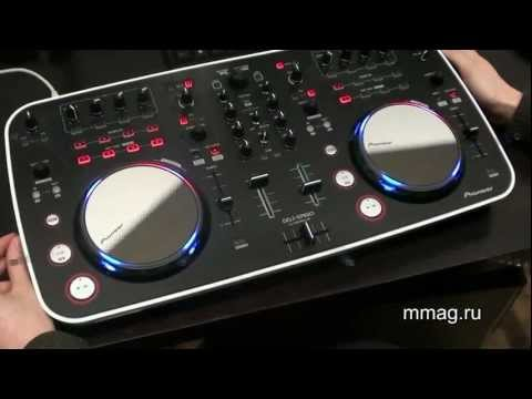 mmag.ru: Pioneer DDJ-ERGO video review