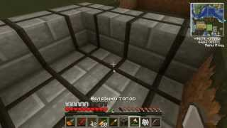 Minecraft. Industrial Survival #16. Мультиферма forestry.