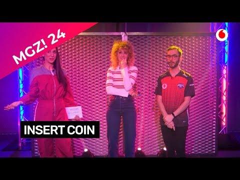 Esther Acebo - Insert Coin - MGZ! - #MGZEstherAcebo