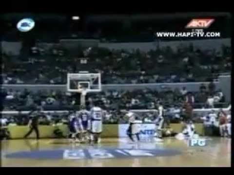 Jayjay Helterbrand Game Winner vs Petron