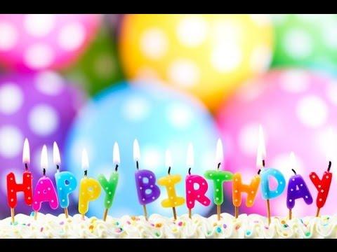 Веселое поздравление с днём рождения женщине