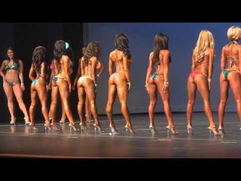Team Long Athlete CHRISTINE NOBLES 2013 Dexter Jackson NPC Bikini Competitor