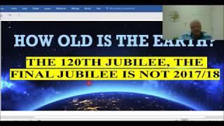 THE 120TH JUBILEE, THE FINAL JUBILEE  2017/18?