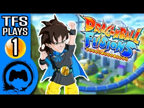 DRAGON BALL FUSIONS Part 1 - TFS Plays