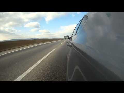 New Skoda Octavia 3 2013 1.6 TDI acceleration
