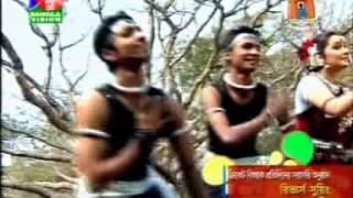 Farzana Riya Chowdhurey dance Choreography by Ivan Shahriar Sohag for Bnagla Vision