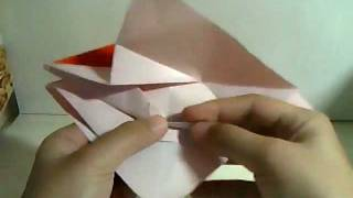 How To Make An Origami Rabbit Part 1 (steven Casey)