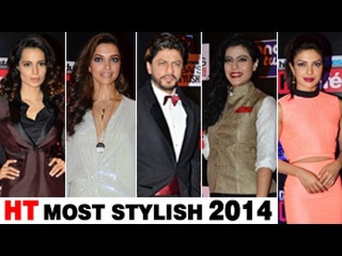 Bollywood celebs @ HT MOST STYLISH AWARDS 2014