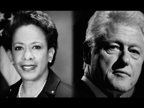 Bill Clinton's Shady Meeting With Loretta Lynch