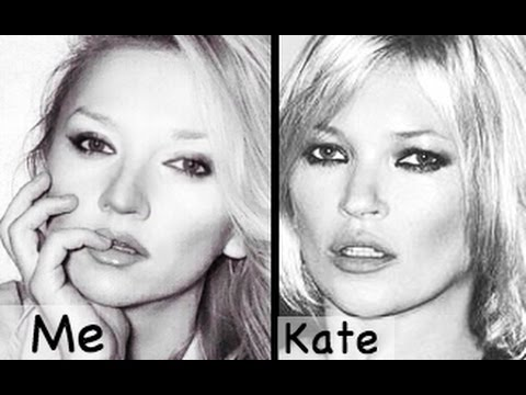 Kate Moss Makeup Tutorial