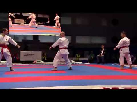 European Karate Championships Session 2