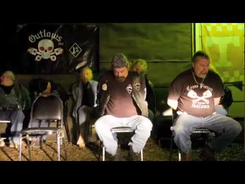 Outlaws leader tells his side of the story Video