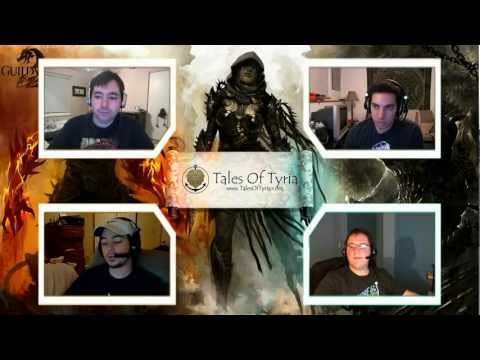 0 Tales of Tyria   #20: Aftershock