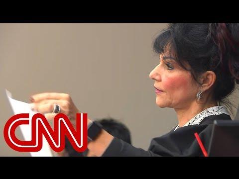 Courtroom gasps as judge reads Nassar's letter