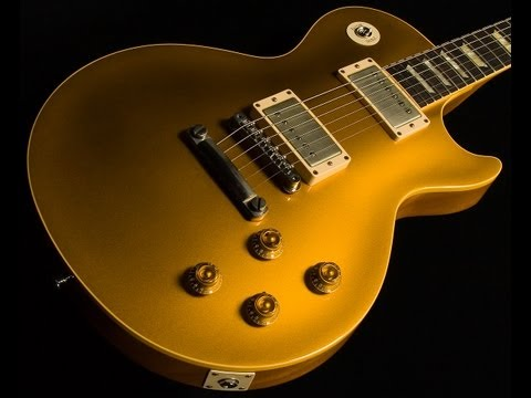 SOLD• Gibson Custom Shop Lee Roy Parnell Signature Les Paul • SN: LRP008