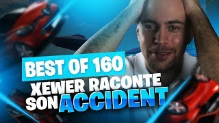 BEST OF SOLARY FORTNITE #160 ► XEWER RACONTE SON ACCIDENT DE VOITURE