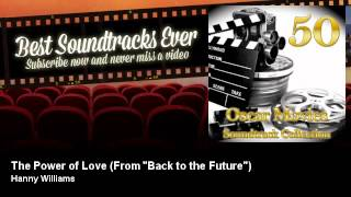 Hanny Williams The Power Of Love From 34 Back To The Future 34