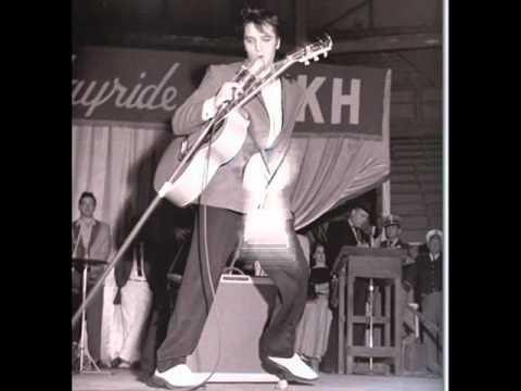 Elvis Presley - I Forgot to Remember to Forget (Live)