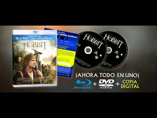 sddefault El Hobbit: un viaje inesperado, Peter Jackson nos ensea como cre la Tierra Media  