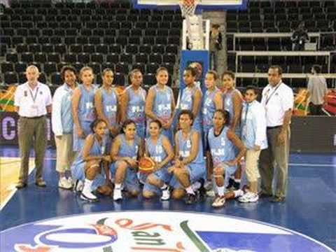 Fiji National Team Post Game Interview Pre-Olympics Madrid