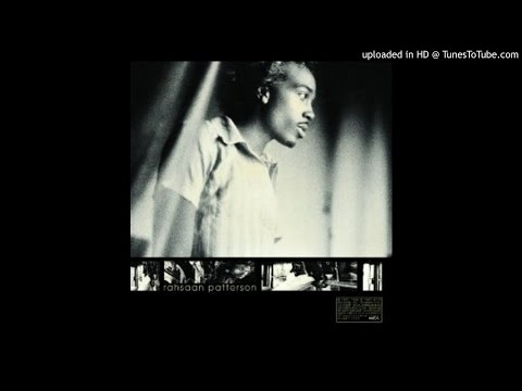 Rahsaan Patterson - Stay Awhile(1997)