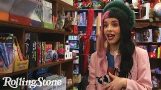 Melanie Martinez Goes Toy Shopping