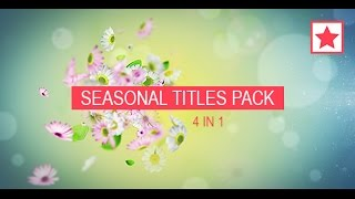 Seasonal Titles Pack