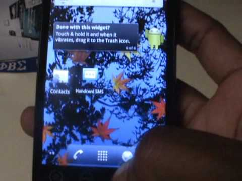 HTC Evo 4G Quick Review 5 - Android 2.2 Froyo