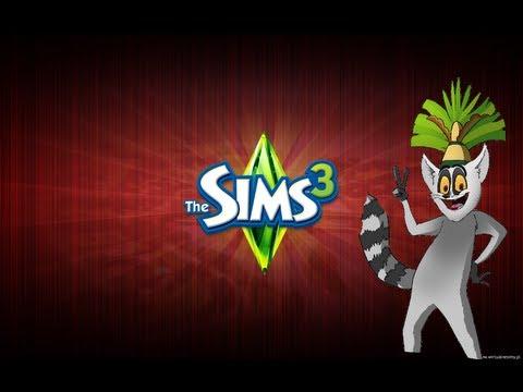 Król Julian gra w The Sims 3 KaLi