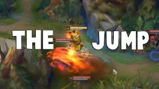 THE AMAZING JUMP - Watch This Footage of Jax Destroying Top Lane... | Funny LoL Series #455
