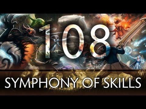 Dota 2 Symphony of Skills 108