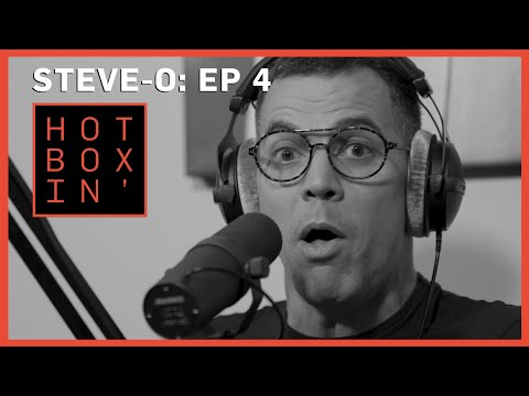 STEVE-O | HOTBOXIN' WITH MIKE TYSON | EPISODE 4
