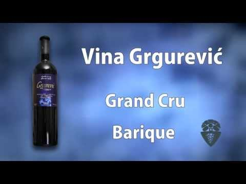 Grgurevic vina – reklama led display