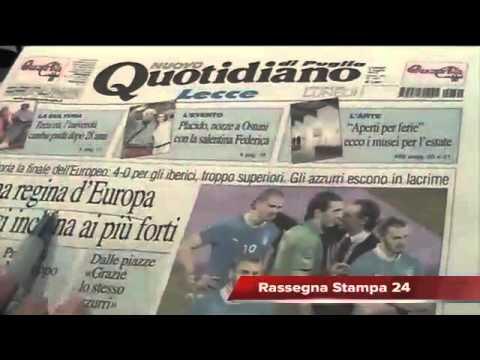 Leccenews24 Notizie dal Salento in Tempo Reale: Rassegna Stampa 2 Luglio