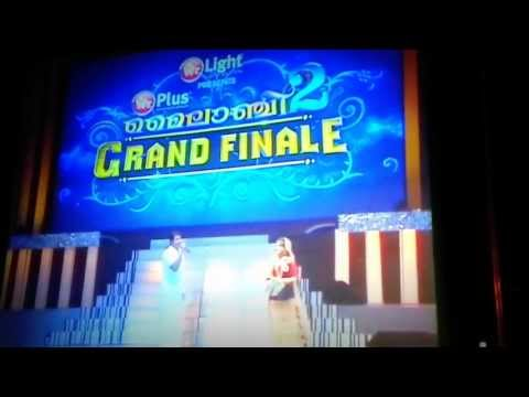 Asianet Mailanchi Season 2 Grand Finale Mammoty video