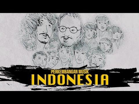 Perkembangan Musik di Indonesia - Hari Musik Nasional