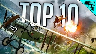 PILOT HUNTING - Battlefield 1 Top 10 Plays of the Week (Amazing Headshot, Snipes, & Traps) WBCW #172